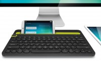 Logitech K480 Bluetooth-billentyűzet – Három eszközt kezel egyszerre