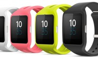 Okosórával erősít a Sony is – SmartWatch 3