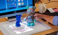 HP Sprout PC: 3D-szkennerrel és billentyűzet-kivetítővel
