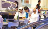 Hullámvasúton érkezik a rendelés Abu Dhabiban