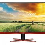 NVIDIA G-SNYC technológiás és keretnélküli gémer monitorok az Acertől