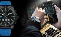Breitling B55 – luxus-okosóra pilótáknak