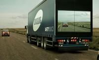 Átlátszó kamionok a biztonságos előzéshez