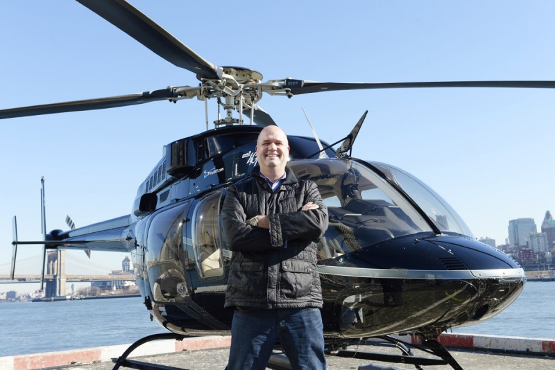 Gotham Air's New $99 Luxury Helicopter Flight Between Manhattan And JFK/EWR
