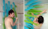 Az ökoharcos csáp 4 perc után kidob a zuhany alól