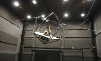 Mutáns pókra hasonlít a CableRobot szimulátor