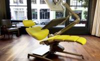 Altwork Station, az ergonomikus munkaállomás foghúzáshoz is alkalmas
