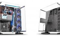 Thermaltake Core P5: falraakasztható látvány PC