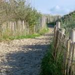 Blankenberge, Belgium tengerpart