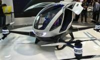 EHang 184: óriás drón szállhat fel emberrel a fedélzetén