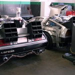 Vissza a jövőbe - DeLorean időgép