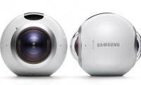 Samsung Gear 360 panorámakamera