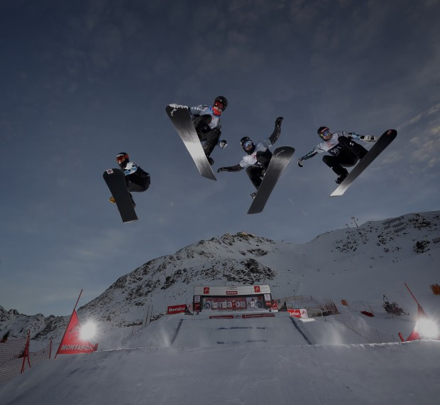Audi FIS Ski Cross világbajnokság Montafon 5.Dez 2015