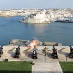 Barakka kert - Valletta - Málta