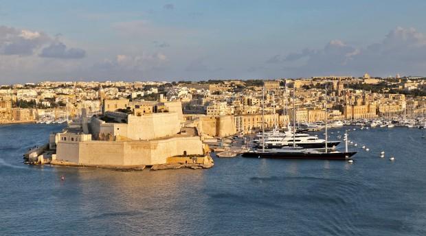 Málta - Birgu - Három Város