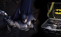 Batman kötélkilövő puska + csörlő