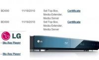 A világ első Wi-fi Direct minősítésű Blu-ray lejátszója – LG BD690