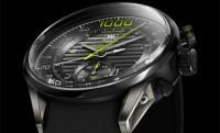 TAG Heuer Mikrotimer Flying 1000 – világelső: 1/1000 mp precizitású mechanikus óraszerkezet