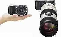 Sony NEX-C3 – a legkisebb cserélhető objektíves digicam