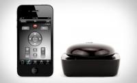 iPhone mint távirányító