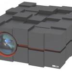 HDI 3D projektor cube