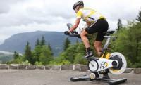 Tour de France futamok a lakásban