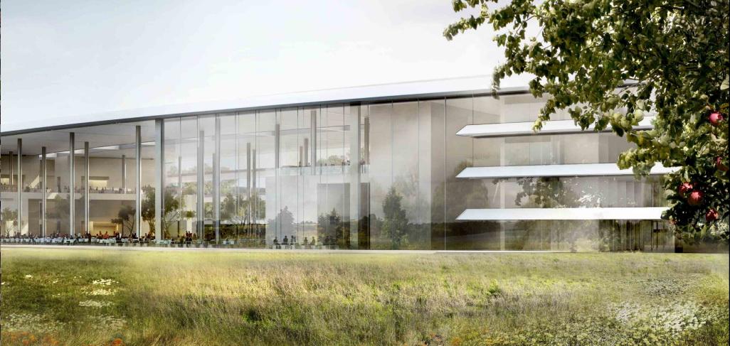apple campus irodaház