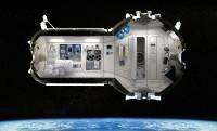 Űrhotel intergalaktikus kilátással 200 millió/hét
