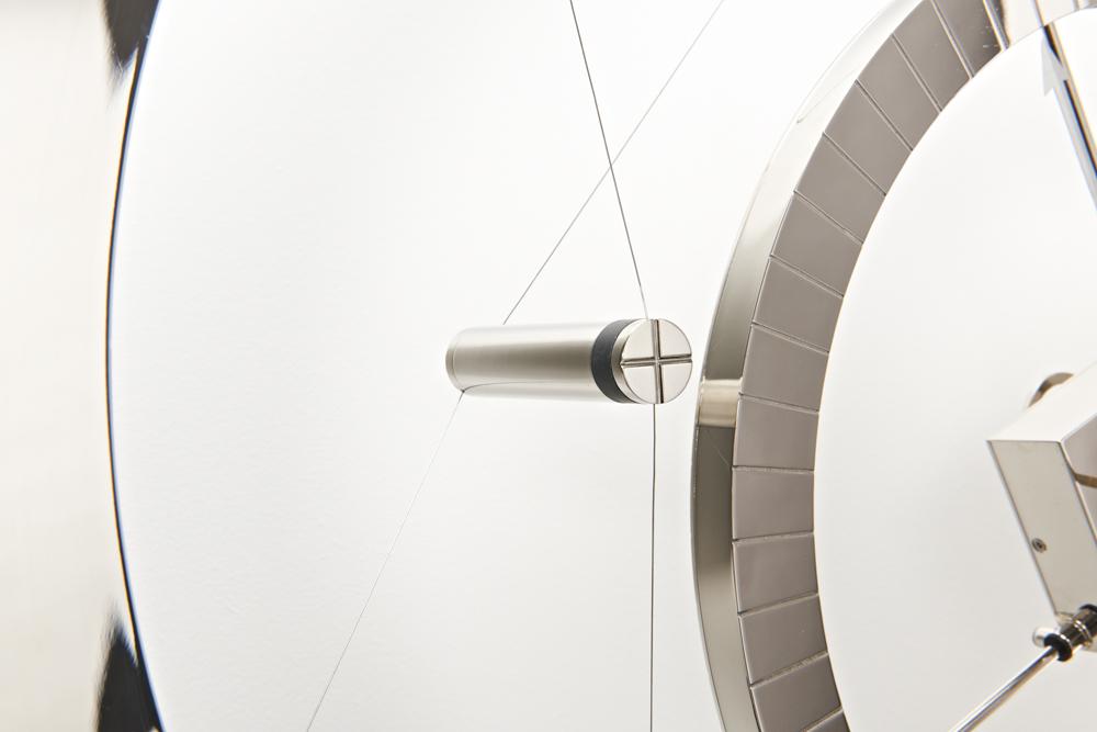 Daniel Weil Clock for an Acrobat 066
