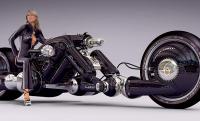 Elektromos motor Tron-beütéssel