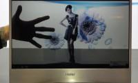 Átlátszó OLED TV