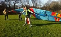 A repülő Hollandus szárnypróbálgatásai