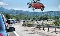 PAL-V ONE: 2014-re érkezik a dugókerülő repülő autó
