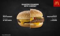 Burger porn, azaz mitől lesz a duplasajtost kívánatos?