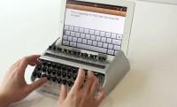 Élet a QWERTY előtt avagy lesújt az érintőképernyős mechanikus írógép