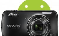 Androidos fényképezőgép a Nikontól