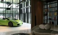 Parkoljon a nappaliban, a 30. emeleten + Videó