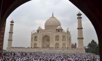 Az eredetinél négyszer nagyobb Taj Mahal replika épül Dubaiban