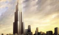 220 emeletes felhőkarcoló 90 nap alatt