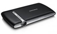 Zsebprojektor Samsung Galaxy SIII mellé