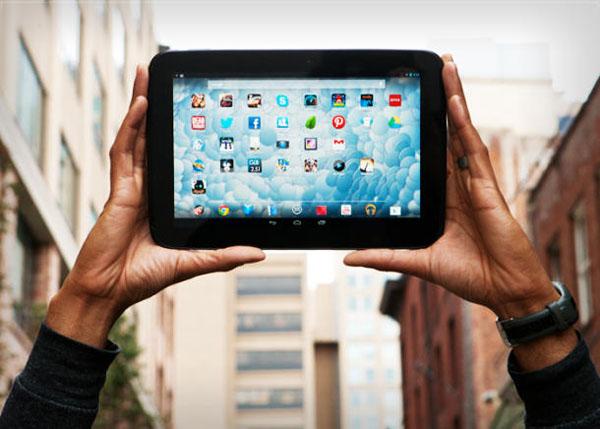 ces 2013 tablet