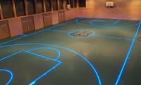 Tron-a-terem LED-es multifunkciós tornaterem