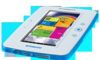 Androidos táblagép kicsiknek – Polaroid Kids Tablet