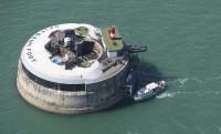 Luxushotel a James Bond sasfészekben: Spitbank Fort