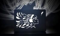 Macbook Pro háttérvilágított tetkó 60 ezertől
