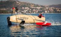 Repülő hajó: wFoil 18 Albatross