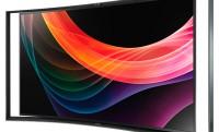 """Samsung 55"""" S9C OLED TV: Adja az ívet!"""