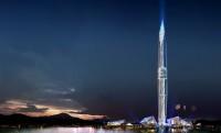 Láthatatlan felhőkarcoló Dél-Koreában
