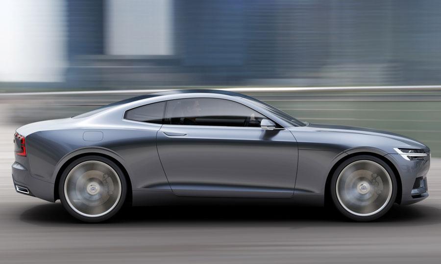 Volvo-Concept-Coupe-at-2013-Frankfurt-motor-show-profile
