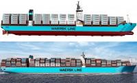 LEGO-szett a világ legnagyobb teherhajójáról